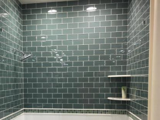 bathroom remodel in Athens, AL